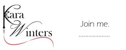 Kara Winters l Newsletter Banner